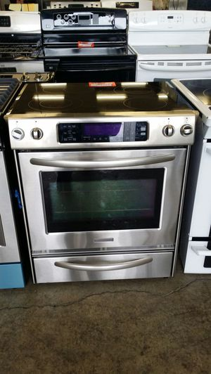 Kitchen aid electric range for Sale in Beaverton, OR