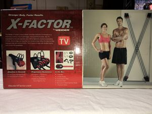 X-Factor Door Gym- Brand New in sealed box for Sale in Lake Forest, CA