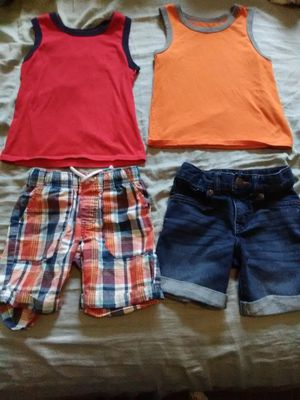 Boys summer clothes lot $5 for all for Sale in Norfolk, VA