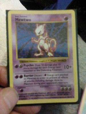 Mewtwo Shadowless Halo for Sale in Portland, OR