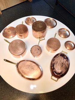 Vintage Copper Pots for Sale in Seattle,  WA