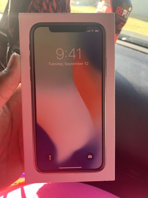 Factory Unlocked iPhone X 64GB *No Face ID* for Sale in Germantown, MD