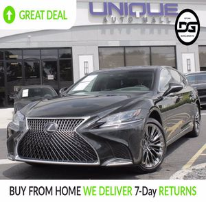 2018 Lexus LS for Sale in South Ambou, NJ