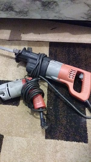 Milwaukee sawzall & hammer drill set for Sale in Elgin, SC