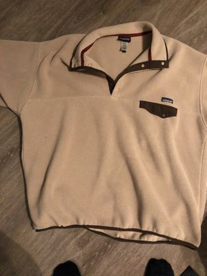 Patagonia Synchilla Pull Over Sweater for Sale in Selma, CA