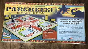 Parcheesi Royal Edition Board Game for Sale in San Jose, CA