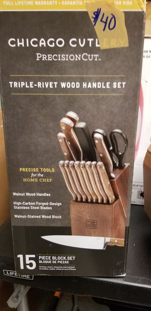 Chicago Cutlery Knives for Sale in Hazlet, NJ