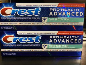 Crest Pro Health Toothpaste for Sale in Los Angeles, CA