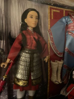 Mulan Disney doll for Sale in Fairfield, CA