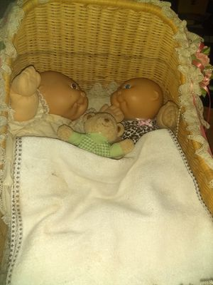 Cabbage patch kids x2 for Sale in Dallas, TX