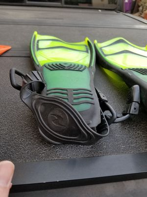 Scubba flippers for Sale in Long Beach, CA