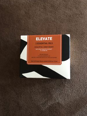 Elevate Essential Oil 2 Pack for Sale in Fall River, MA