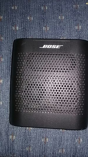 Bose Soundlink for Sale in Danville, VA