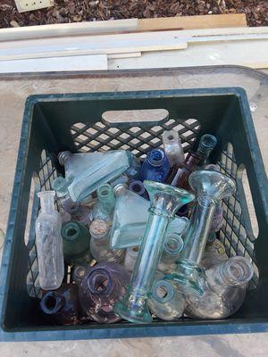 Antique bottles for Sale in Benicia, CA