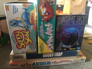 Board games for Sale in Everett, WA