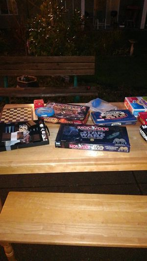 Board game lot 10+ games for Sale in Normandy Park, WA
