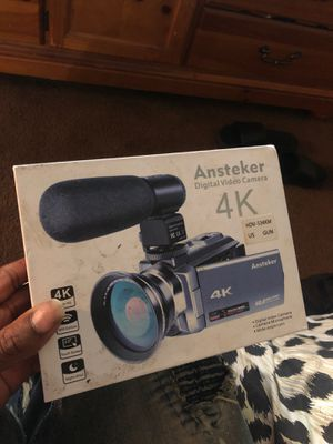 4K Digital-camera for Sale in Phoenix, AZ