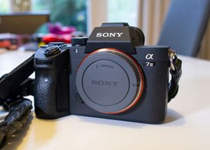 Sony A7III DSLR Camera with Samyang lens for Sale in South San Francisco, CA