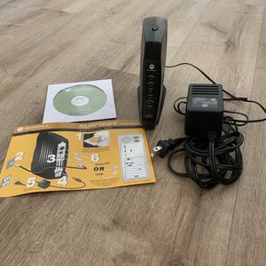 Motorola SURFboard Cable Modem, Model SB5101 for Sale in Irvine, CA