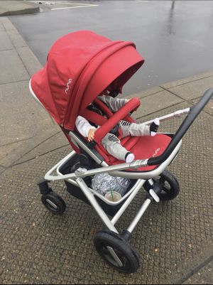 Nuna IVVI stroller for Sale in Portland, OR