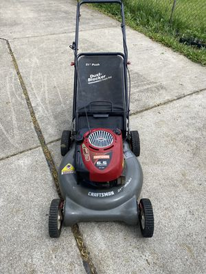 Lawn mower craftsmen for Sale in Dearborn, MI