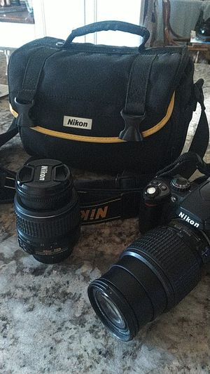 Nikon D40 for Sale in Buckeye, AZ
