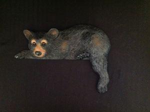 Black Bear Wall Decoration for Sale in Richmond, VA