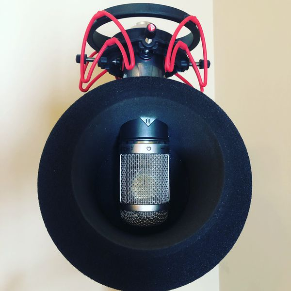 Pitbull JJ AUDIO U87 w/ Golden Neumann Capsule