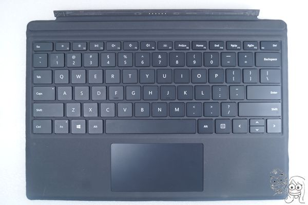 Authentic Microsoft - Surface Pro Signature Type Cover (Black) 🔥