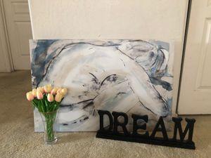 Canvas , florero , dream for Sale in Phoenix, AZ