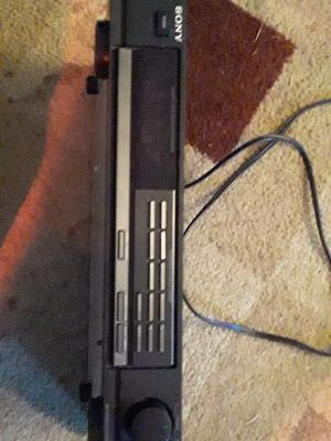 Sony stereo receiver for Sale in Tacoma, WA
