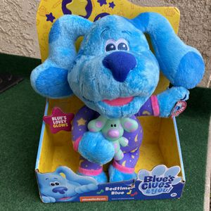 Blues Clues Bedtime Plush Toy for Sale in Torrance, CA
