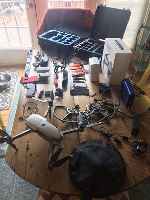 Dji Mavic Pro Platinum Drone for Sale in Gainesville, VA