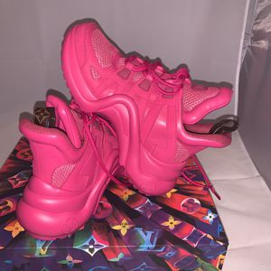 Hot Pink Archlight Sneakers for Sale in Oakland, CA