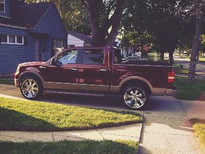 2OO6 FORD F-150 King Ranch Original OWNER for Sale in Milwaukee, WI