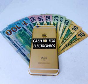$$$ for phones, ipads, macbooks, samsungs, LG, Moto, & more! New, used, cracked, broken, etc! $$ for Sale in Murray, UT