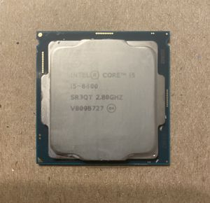 i5-8400 Processor for Sale in Lynchburg, VA