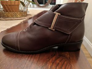New Leather booties for Sale in Miami, FL