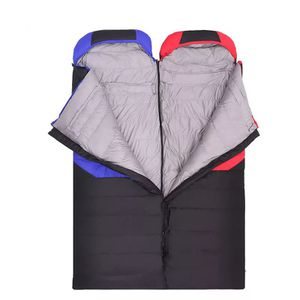 Camp/hiking/backpac sleeping bag eiderdown dark blue for Sale in Deerfield Beach, FL