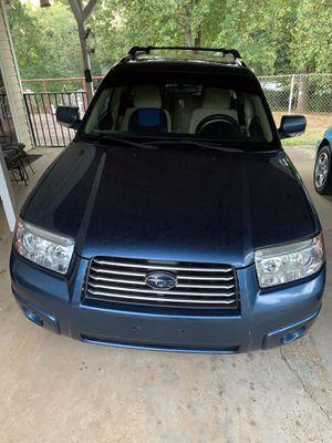 2007 Subaru Forester - Premium Package for Sale in Marietta, GA