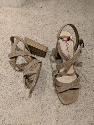 Nude heels for Sale in Augusta, KS