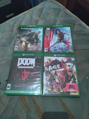 Xbox One Games for Sale in Warren, MI