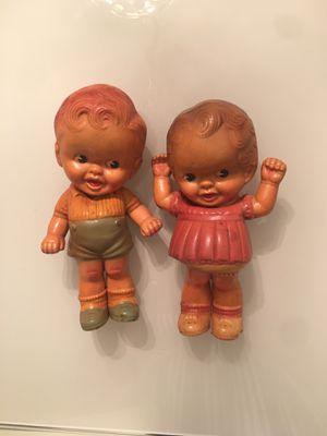 Antique dolls rubber collectibles very rare!! for Sale in Hillsboro Beach, FL