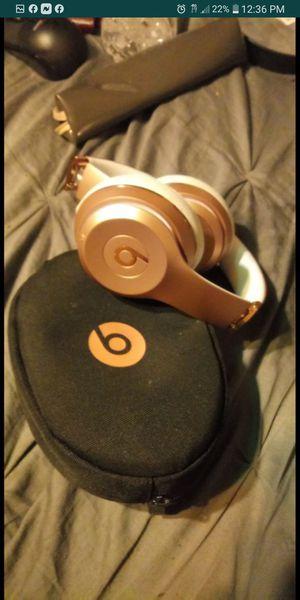 Beats solo 3. Rose gold for Sale in Shoreline, WA