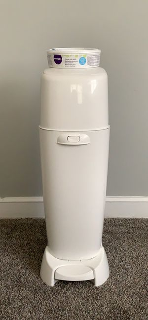 Diaper Genie with 1 refill for Sale in Philadelphia, PA