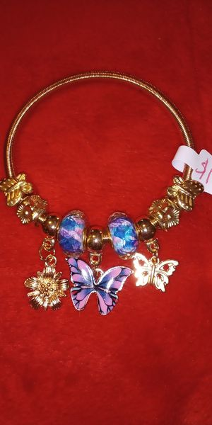 Butterfly bracelet $10 for Sale in Norfolk, VA