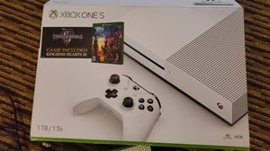 XBOX ONE S 1 TB KINGDOM HEARTS 3 EDITION! for Sale in Temecula, CA