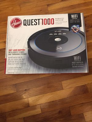 Hoover quest 1000 automatic vacuuming cleaner for Sale in Staten Island, NY