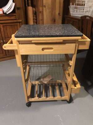 Small cutting table for kitchen for Sale in Vienna, VA
