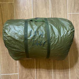 British Army Issue Sleeping Bag - 1975 C.Q.C. LTD for Sale in Elk Grove, CA